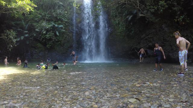 沖縄本島 ター滝