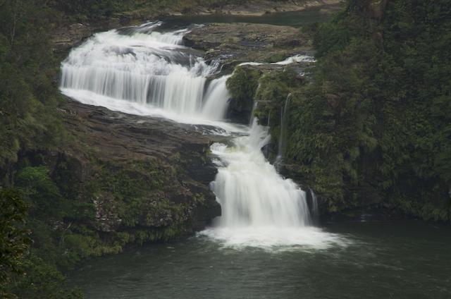 西表島・マリユドゥの滝