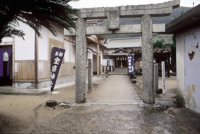 宝当神社(唐津市)1