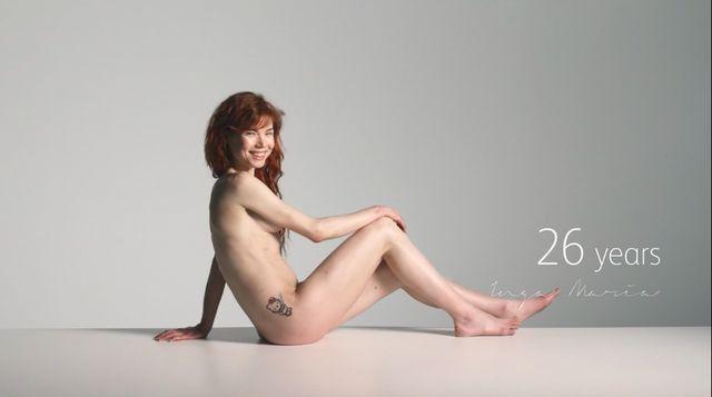 26歳の女性 タトゥー ヌード