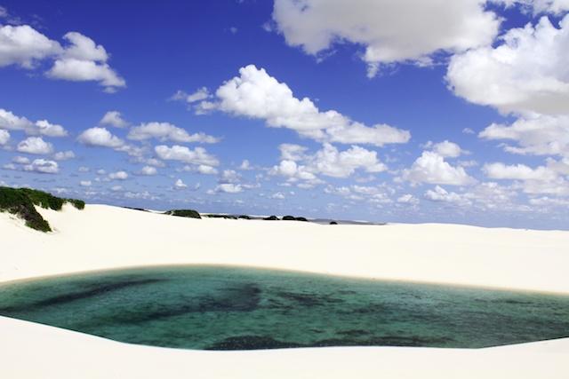 【現地レポート】地球の反対側で出会う極上の絶景!真っ白な砂漠レンソイス