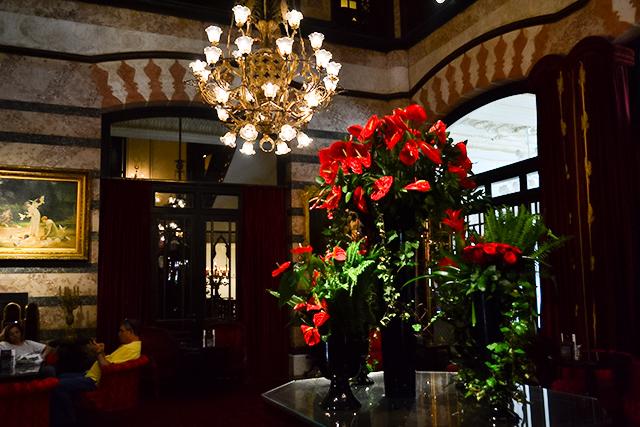 アガサ・クリスティーゆかりの老舗ホテルでアフタヌーンティーを