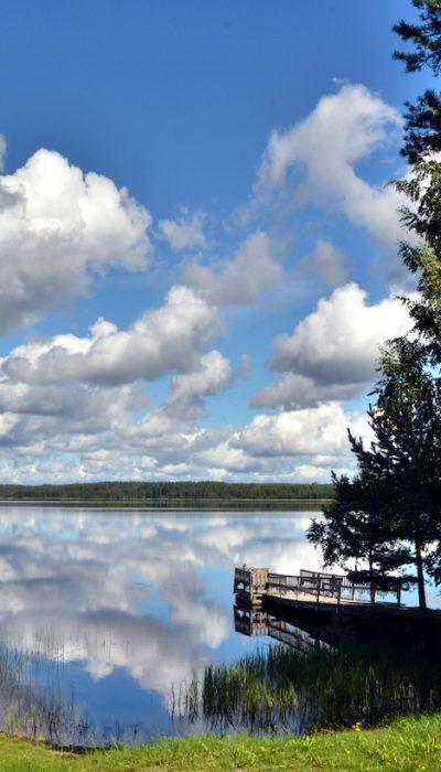 フィンランド 湖水地方