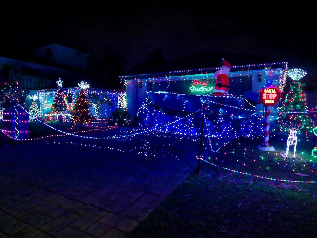 ブリスベン クリスマス ライツ12