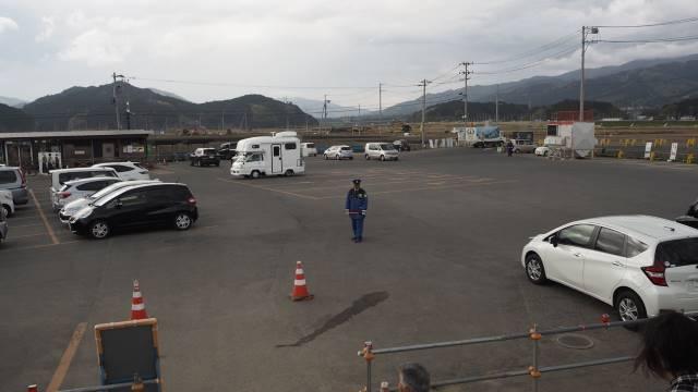 一本松駐車場