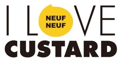 I LOVE CUSTARD NEUFNEUF