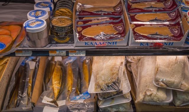 【NY地下鉄で行く異国グルメ】ギリシャタウンの台所