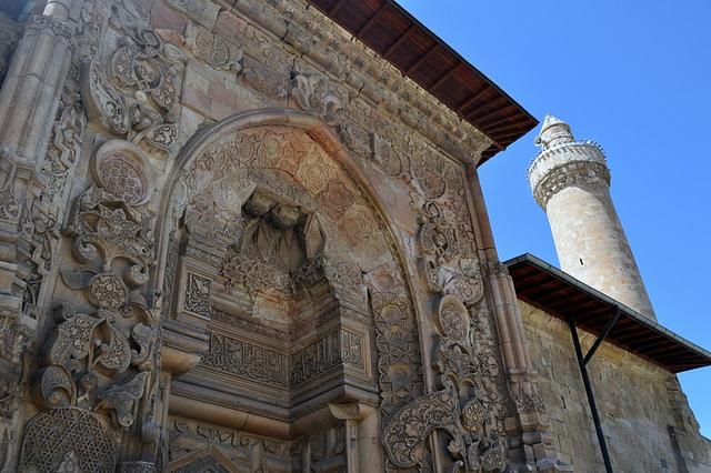 ディヴリーイの大モスクと病院