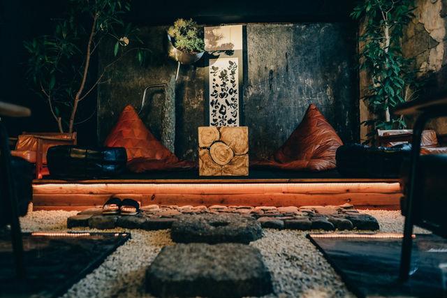 ノースヴィレッジ六本木ジパングの「茶室」