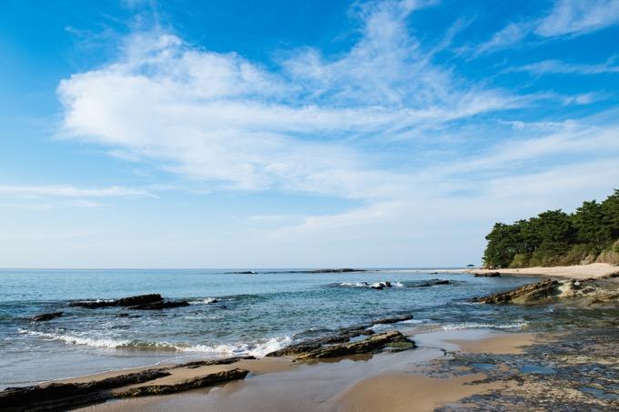 琴引浜(ことびきはま)