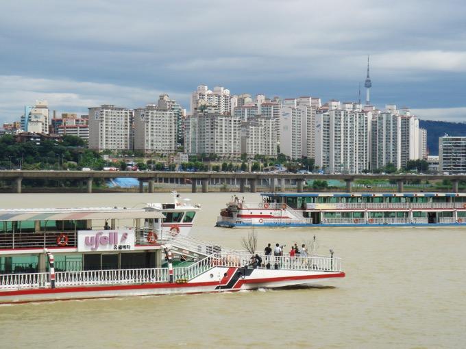 漢江遊覧船
