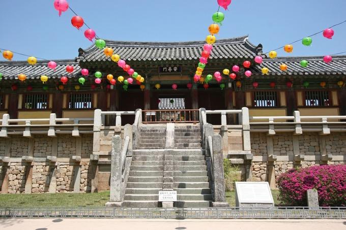 仏国寺(プルグッサ)