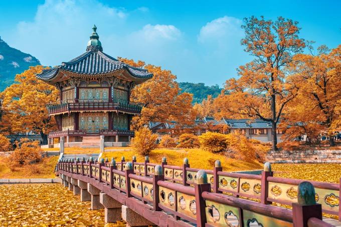 景福宮(キョンボックン)