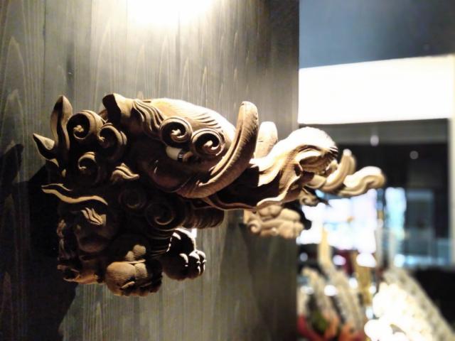 三井ガーデンホテル京都河原町浄教寺ロビー装飾