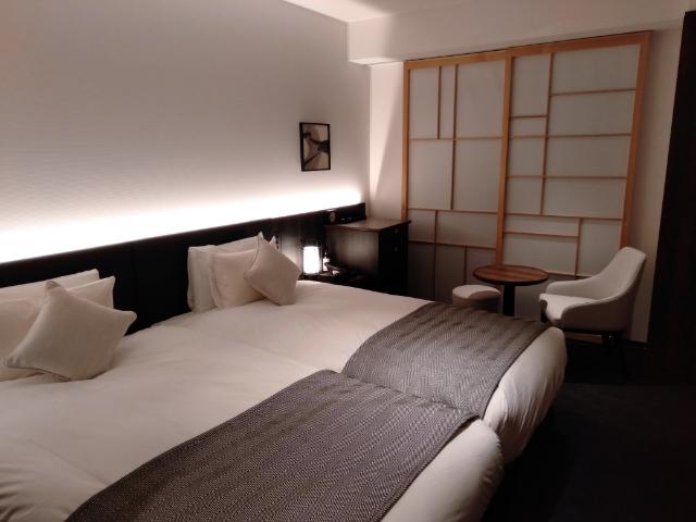三井ガーデンホテル京都河原町浄教寺客室4