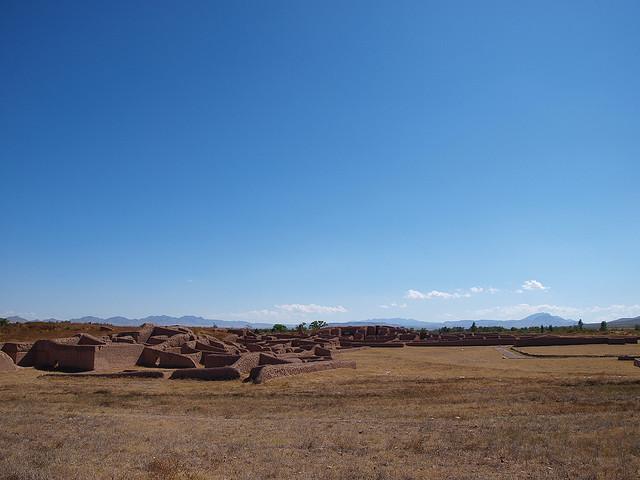 パキメの遺跡、カサス・グランデス