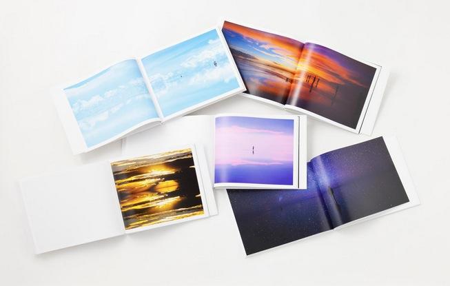 ウユニ塩湖の本格写真集をつくりました