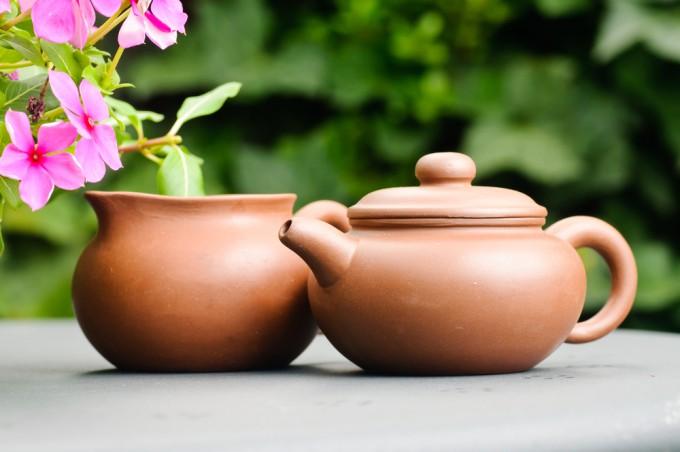 鮮やかに彩る「茶器」