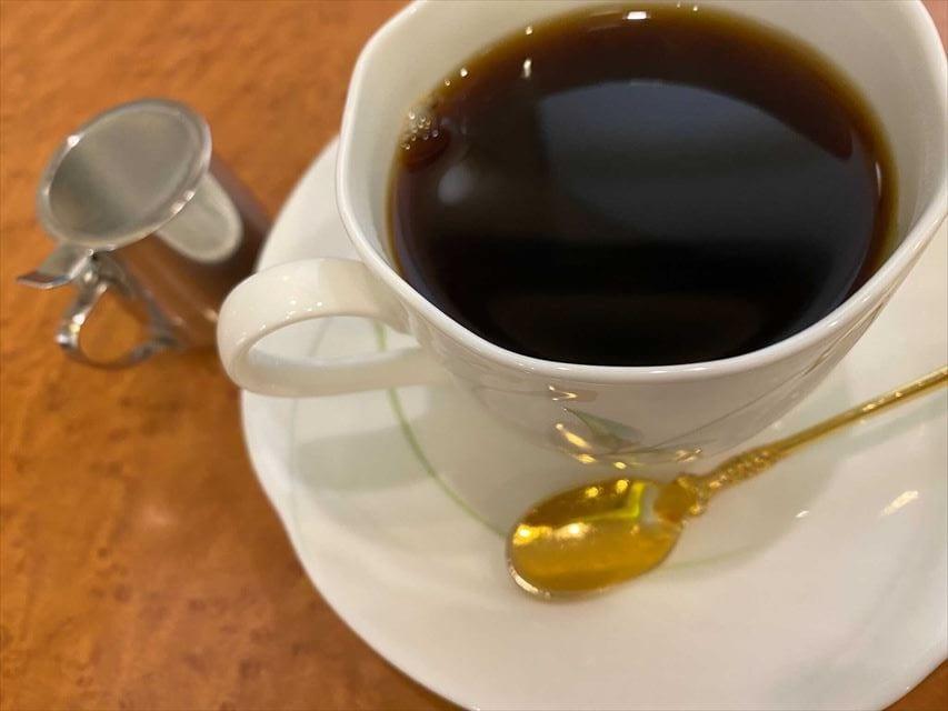 スイートハウスわかば ホットコーヒー